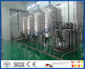 ISO 2TPH 10TPH Fruit Juice Processing Line For Fruit Juice Production Process