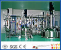 Multi Stage SUS316 Stainless Steel Tanks With Jacket Temperature Control